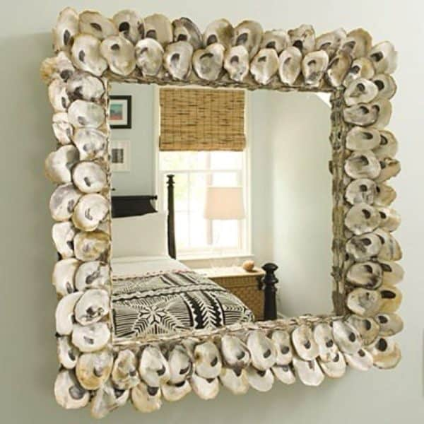 10 Beautiful Ways to Repurpose Oyster Shells 7 • Do-It-Yourself Ideas