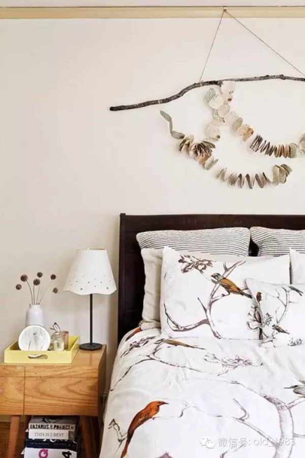 60+ Simple & Creative Ideas to Use Wood Branches into Your Home Decoration 54 • Do-It-Yourself Ideas