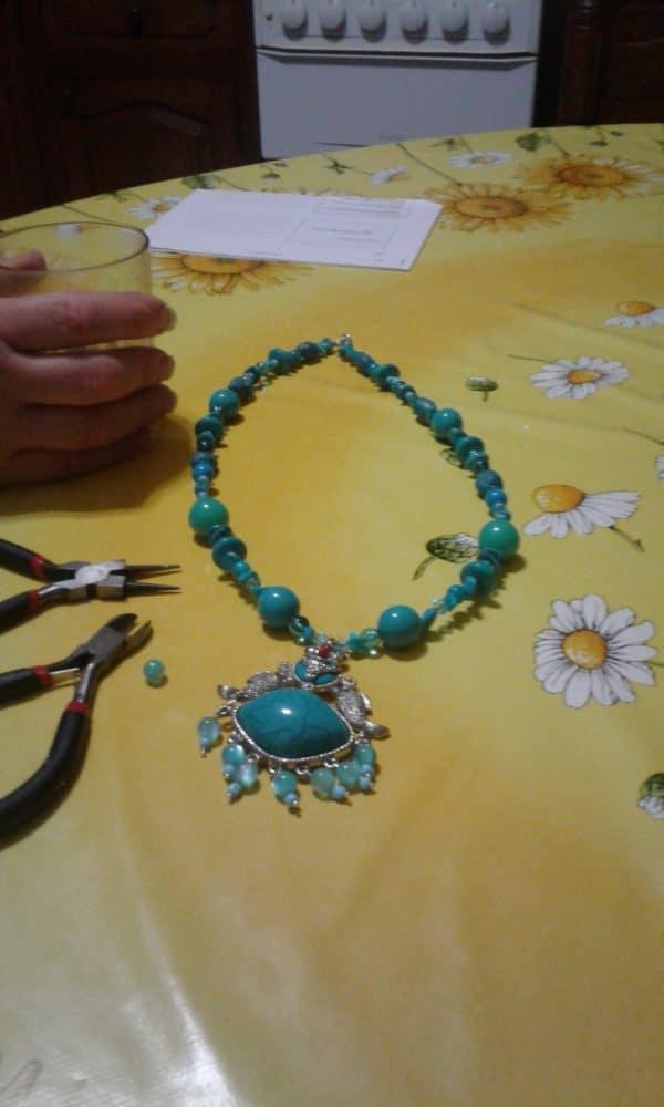 Jingle Jangle Necklace 1 • Upcycled Jewelry Ideas