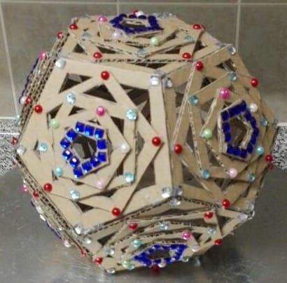 Addicted to Cardboard Crafts 22 • Recycled Cardboard