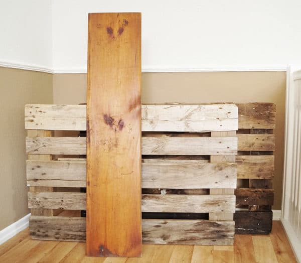 Pallet Coffee Bar 3 • Recycled Pallets
