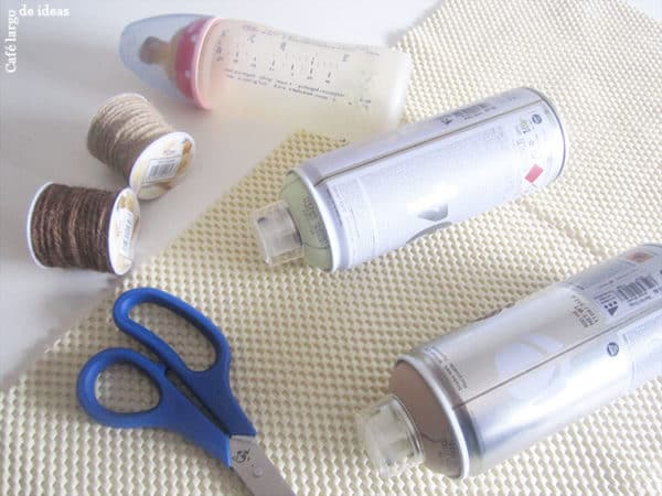 Recycled Baby Bottles as Home Decoration 3 • Do-It-Yourself Ideas