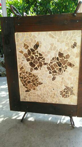 Terrific Turtle Tile Art