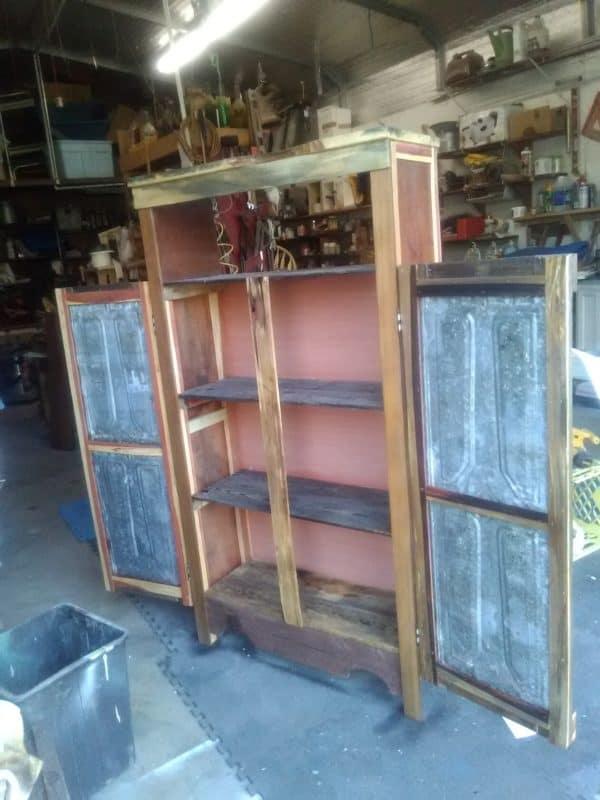 Vintage Metal Roof Shingles 3 • Home & décor