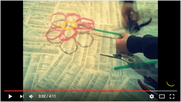 Diy: Make Flowers Using Straws 2 • Recycled Plastic