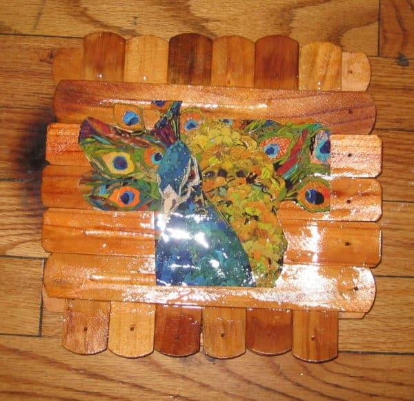 Turn Old Incense Burners Into Mini Trays! 1 • Wood & Organic
