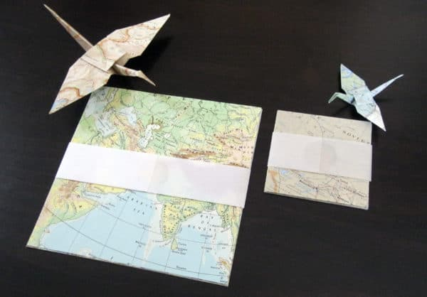 Upcycled Origami Paper3