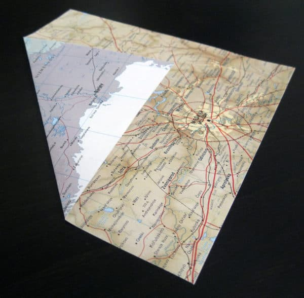Upcycled Origami Paper4