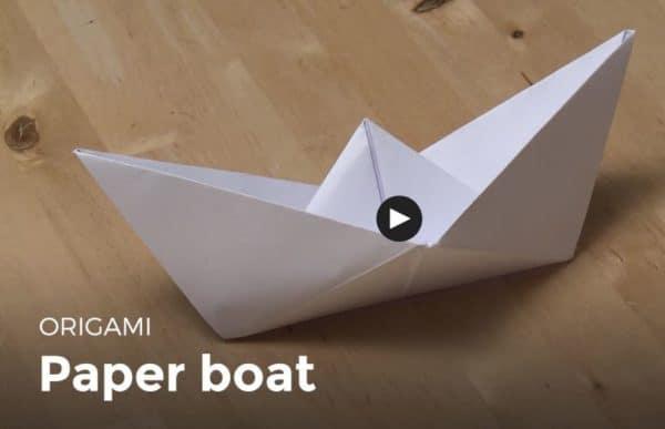 Diy Video Tutorial: Learn Origami Techniques! 1 • Diy video tutorials