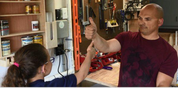 Diy Video Tutorial: Scrap Wood Finishing Station 3 • Diy video tutorials