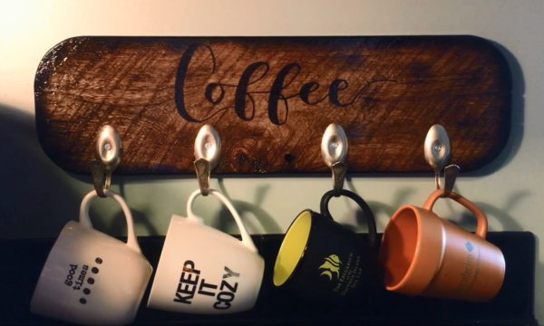 Diy Video Tutorial: Upcycled Spoon Cup Hooks 1 • Recycling Metal