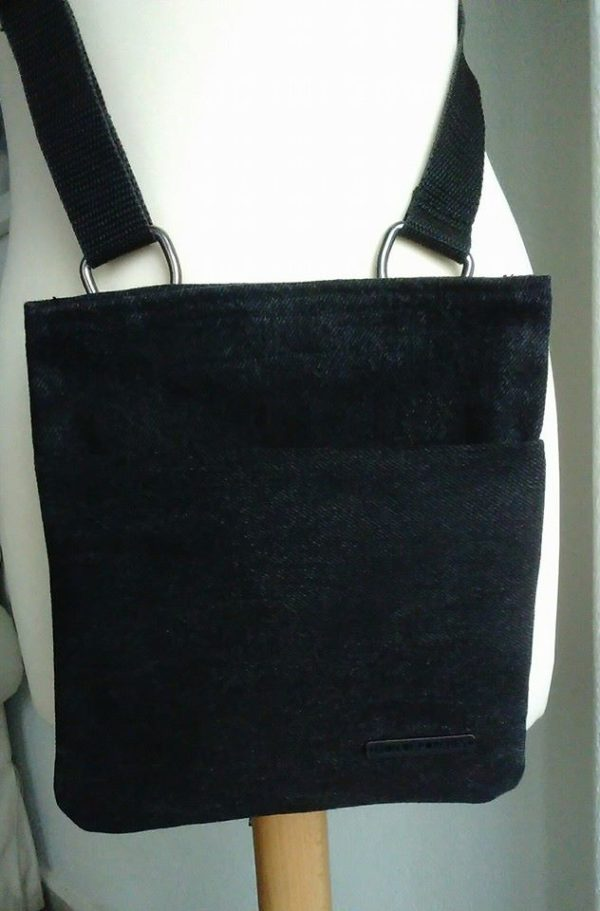 Upcycled Levi Strauss Jeans Into Bags 1 • Accessories