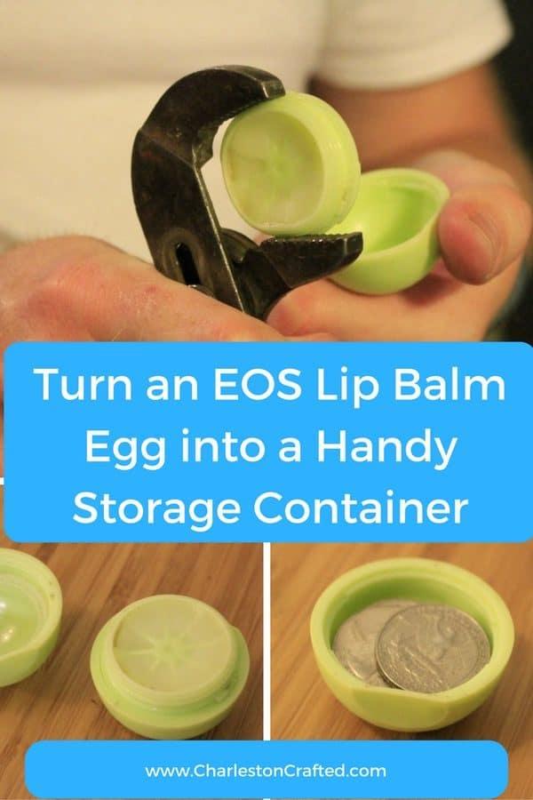 Diy Video Tutorial: Upcycled Lip Balm Storage Container 1 • Diy video tutorials