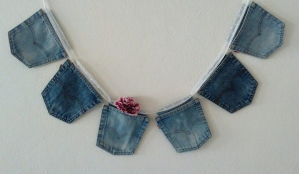 More Great Upcycled Levi Strauss Jeans Projects! 17 • Accessories