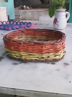 Newspapers Become Decorative Paper Baskets! 3 • Recycling Paper & Books