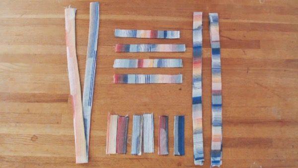 Diy Video Tutorial: Make This Suspender Skirt Using Old Shirts 3 • Clothing