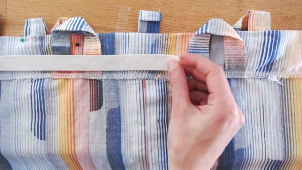 Diy Video Tutorial: Make This Suspender Skirt Using Old Shirts 5 • Clothing