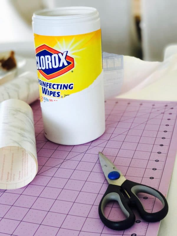 Make a decorative Wipes Bottle with the crafter's DIY video!
