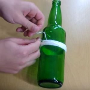 6 Easy Ways to Cut & Drill Holes In Glass Bottles 11 •
