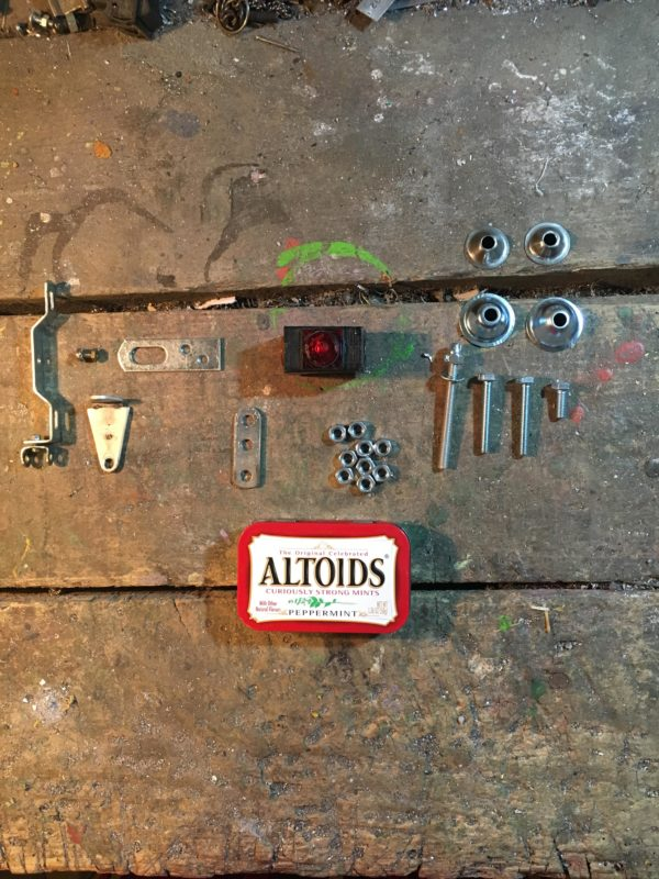 Create an Altoids Robot army!