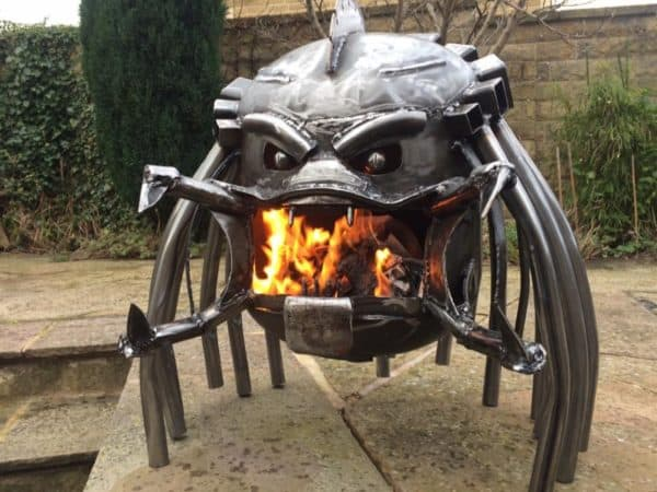 Fantasy Upcycled Fire Pits Will Blow Your Mind! 5 • Recycling Metal