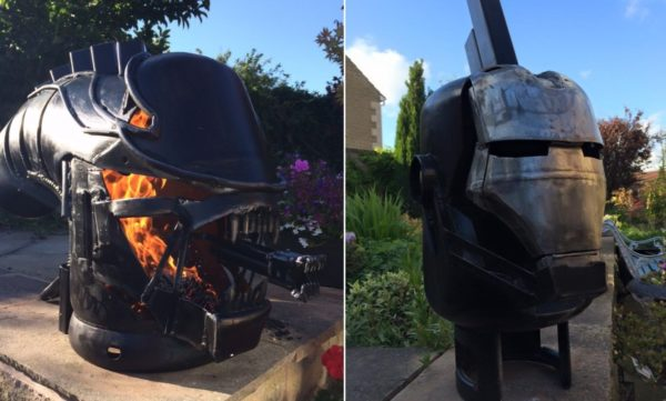 Fantasy Upcycled Fire Pits Will Blow Your Mind! 11 • Recycling Metal