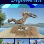 Unbelievable Driftwood Art Will Inspire You 1 • Wood & Organic
