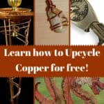 Upcycle Copper Into Beautiful Creations! 1 • Recycling Metal