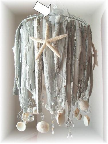 Your creativity is unleashed when you make Driftwood Lamps.