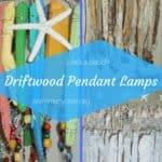 Beachy Keen Decorative Driftwood Lamps 1 • Lamps & Lights