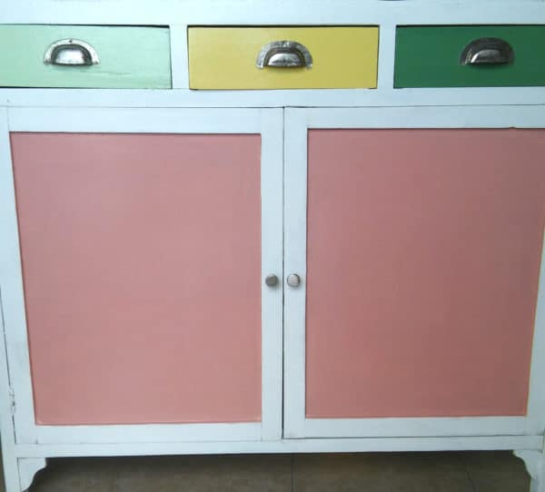 My finished 1950's Cabinet