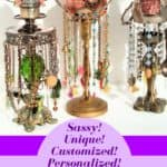 Sassy Upcycled Silverplate Sculptures You Can Make! 1 • Recycling Metal