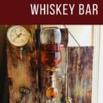 Upcycled Steampunk Portable Whiskey Bar 1 • Recycled Art