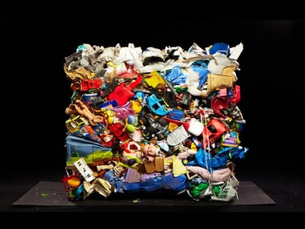 Photographs of America's Recyclables: an Overview 3 • Recycled Art