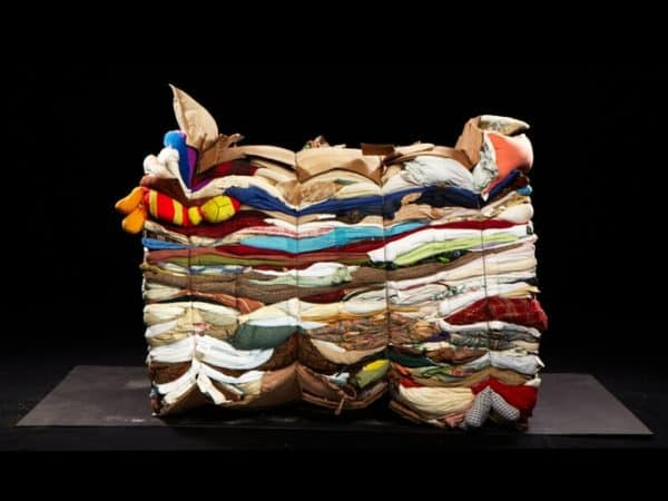 Photographs of America's Recyclables: an Overview 5 • Recycled Art