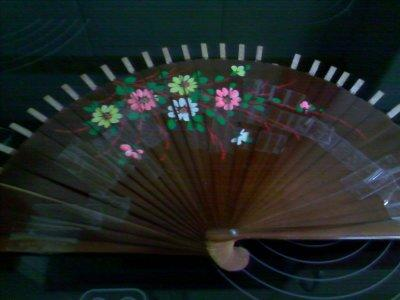 This Fan was broken, and although it still worked, it was unattractive.