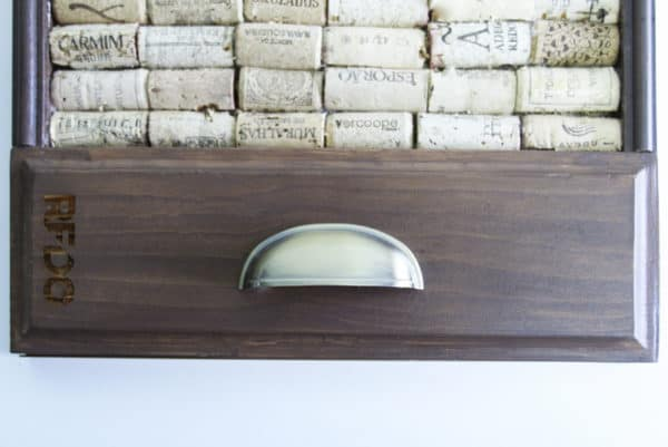 Cotray: Upcycled Corks Base Tray 1 • Recycled Cork