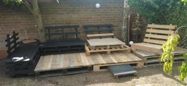 My Garden Pallet Projects 1 • Recycled Pallets