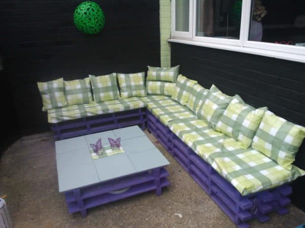 My Garden Pallet Projects 7 • Recycled Pallets