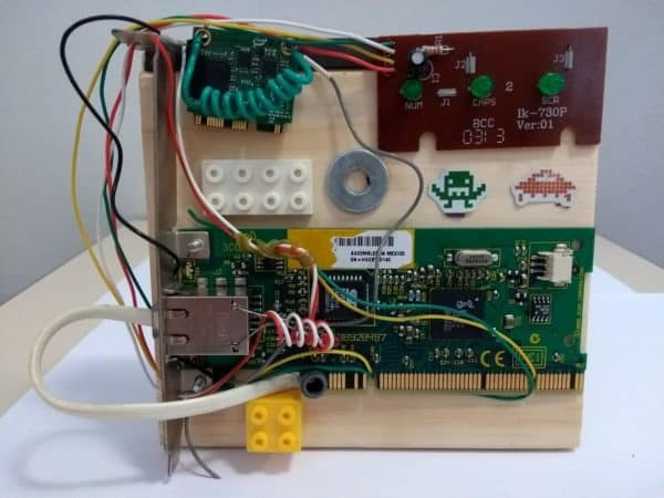 Techno Art: Recycled Art from Computer Electronic Parts 5 • Recycled Electronic Waste