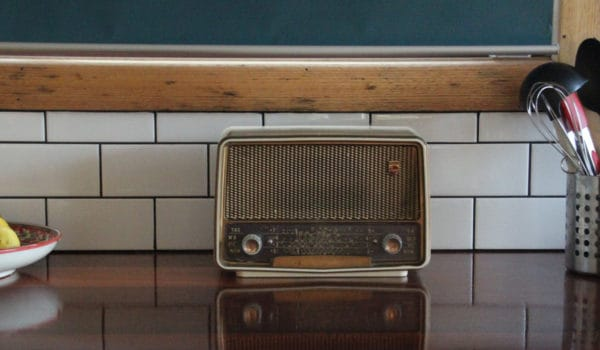 Vintage Bluetooth Speakers - New Tunes, Old Soul 7 • Recycled Electronic Waste