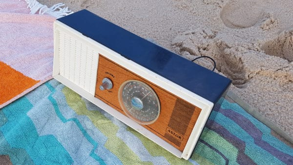 Vintage Bluetooth Speakers - New Tunes, Old Soul 3 • Recycled Electronic Waste