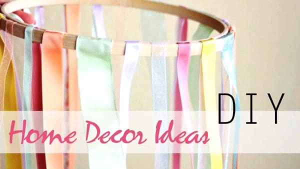Diy: Upcycled Home Decor Ideas 1 • Home Improvement