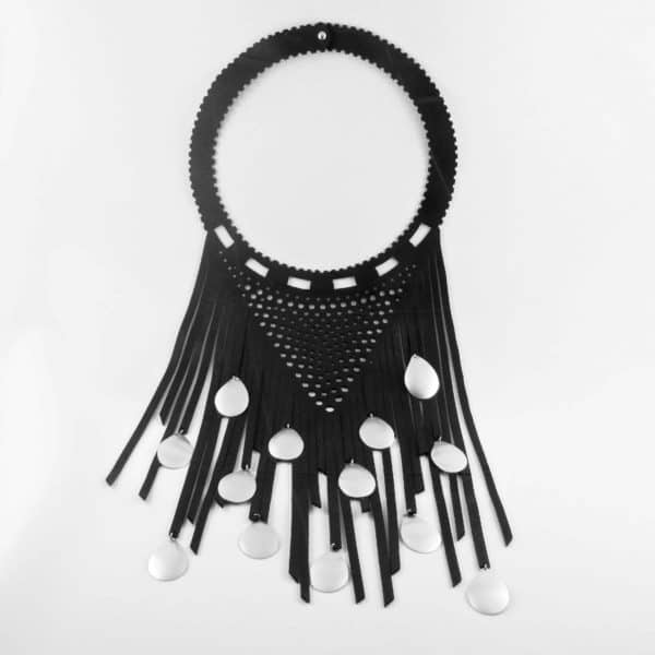 Recycled Inner Tubes & Cans Jewelry by Ckoasa 15 • Upcycled Jewelry Ideas