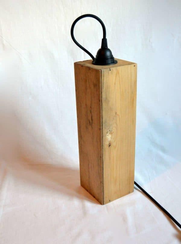 Wine Box Lamp 3 • Lamps & Lights