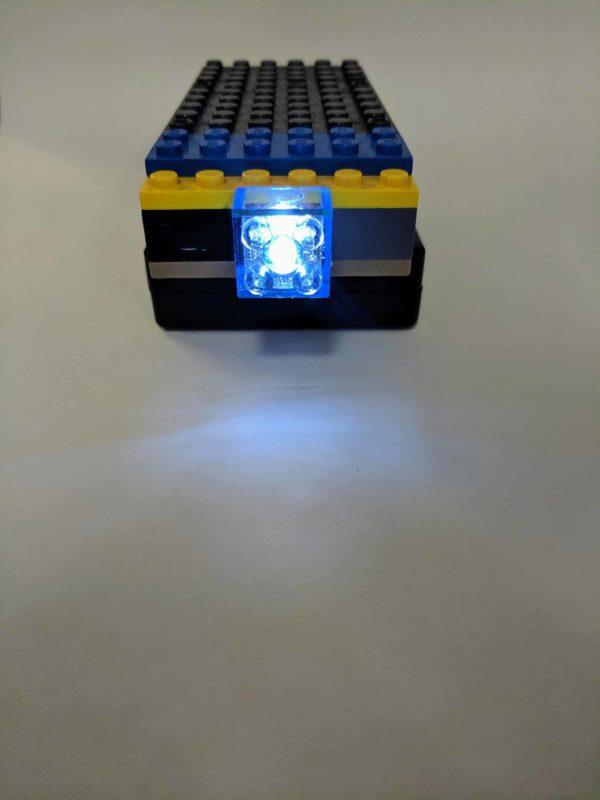 Lego Uv Led Flashlight 5 • Recycled Electronic Waste