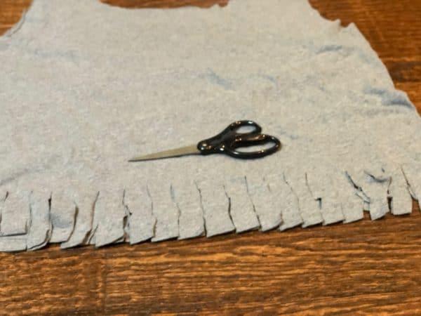 No-sew T-shirt Bag 5 • Accessories