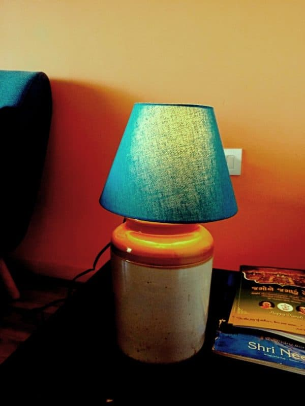Pickle Jar Into Table Lamp 3 • Lamps & Lights