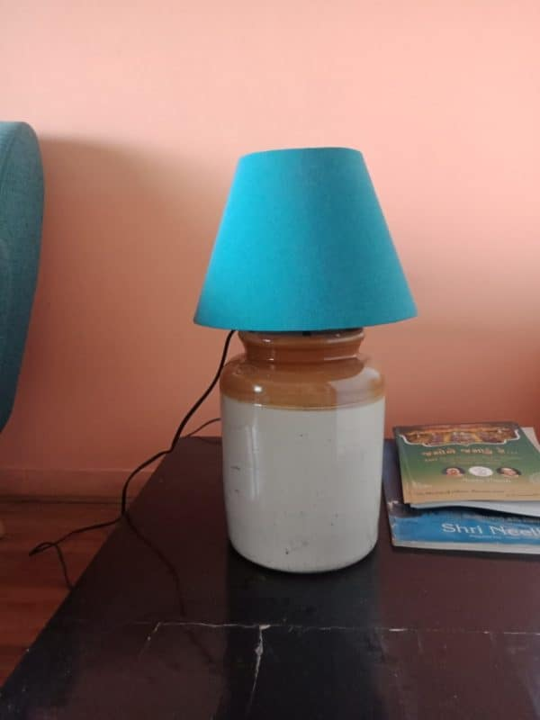 Pickle Jar Into Table Lamp 1 • Lamps & Lights