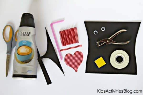 Recycled (Be My) Valentine Craft 3 • Recycled Plastic